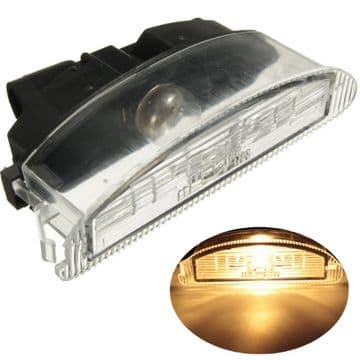 Number Plate Lamp Light Bulb For Renault Clio II 98-05 Thalia Twingo 7700410754